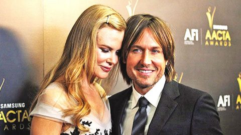 Keith Urban Lights Up While Sharing How Nicole Kidman Influenced Upcoming Album | Country Music Videos