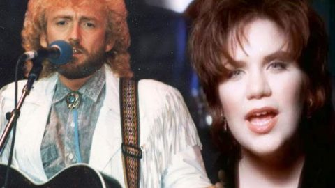 Keith Whitley & Allison Krauss- When You Say Nothing At All (VIDEO) | Country Music Videos