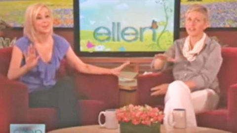 Ellen Can't Believe What Kellie Pickler Wants To Do To Clint Eastwood | Country Music Videos