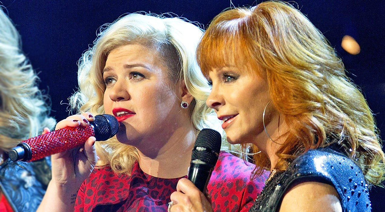 Reba McEntire Teases Upcoming Collaboration With Kelly Clarkson ...