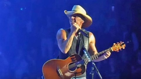 Covering The King: Kenny Chesney Pays Tribute To George Strait With 'Ocean Front Property' | Country Music Videos
