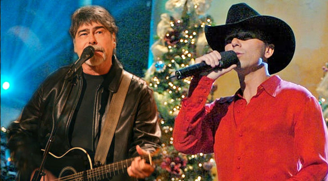 Kenny Chesney & Alabama\'s Randy Owen Spread Cheer With \'Christmas In ...