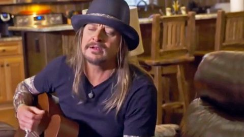 Kid Rock Delivers Chills With Emotional Performance Of His Country Song | Country Music Videos