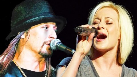 Kellie Pickler Joins Kid Rock For Dazzling Duet On 'Picture' | Country Music Videos