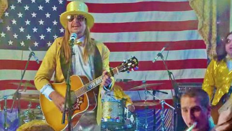 Kid Rock Rings In The New Year With Hysterical 'Happy New Year' Song | Country Music Videos