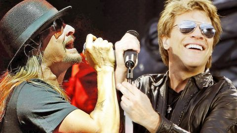 Kid Rock And Bon Jovi Deliver Unforgettable Performance Of Bob Seger Classic | Country Music Videos