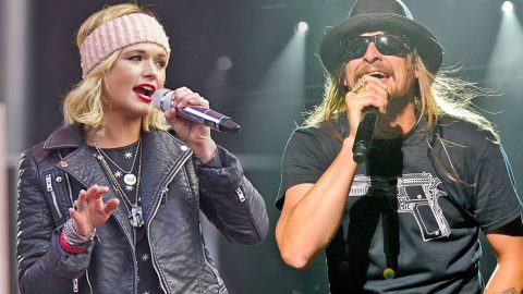 Miranda Lambert Joins Kid Rock In Sassy Performance Of 'Picture' | Country Music Videos