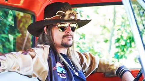 You Have To Hear Kid Rock's Gritty Take On Motown Classic 'Sugar Pie Honey Bunch' | Country Music Videos
