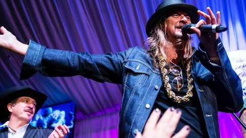 Kid Rock Drops Bomb On Politics With Possible Senate Run | Country Music Videos
