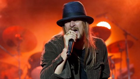 Kid Rock Reveals Which Presidential Candidate He Supports | Country Music Videos