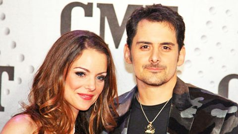 Kimberly Williams-Paisley Admits Her Mom's Shocking First Impression Of Brad Paisley | Country Music Videos