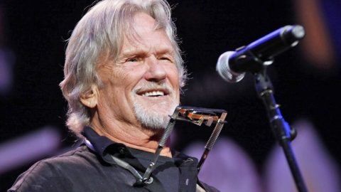 Kris Kristofferson Makes Huge Donation To Children's Charity | Country Music Videos