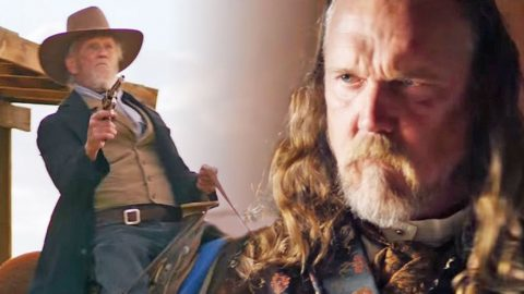 Trace Adkins Embraces His Inner Outlaw In Adrenaline-Packed Movie Trailer With Kris Kristofferson | Country Music Videos