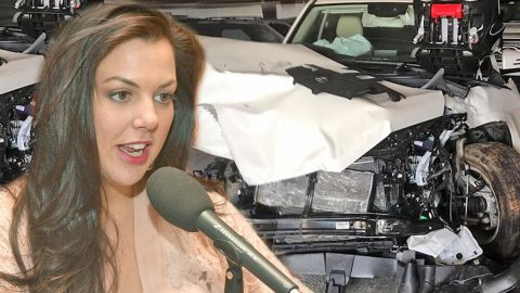 Krystal Keith Breaks Social Media Silence Following 'Horrific' Car Crash | Country Music Videos