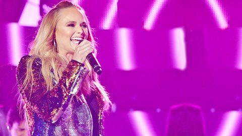Miranda Lambert Reveals Who She Wants To Get Dinner & 'Drink A Lot' With | Country Music Videos
