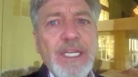Larry Gatlin Gets Emotional In Public Rant Following Paris Attacks | Country Music Videos