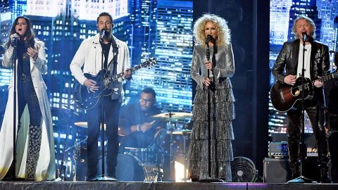 Watch Little Big Town Dazzle Grammy's Stage With 'Better Man' | Country Music Videos