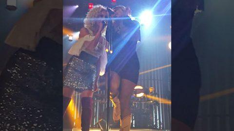 Miranda Lambert Crashes Little Big Town Concert For Fiery 'Goodbye Earl' | Country Music Videos