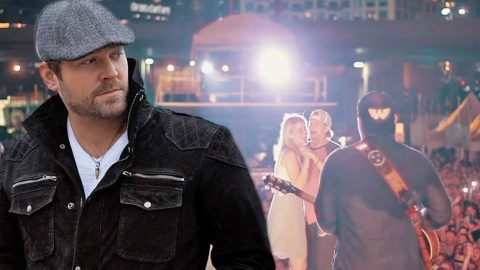 Lee Brice Helps Fan Propose To Girlfriend, And It's Amazing! | Country Music Videos