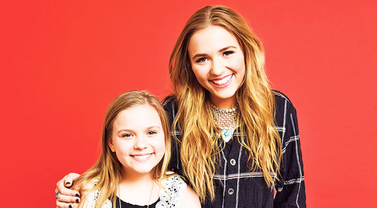 Lennon maisy s mother comes to their defense following rude comments country rebel - Lennon and maisy bio ...