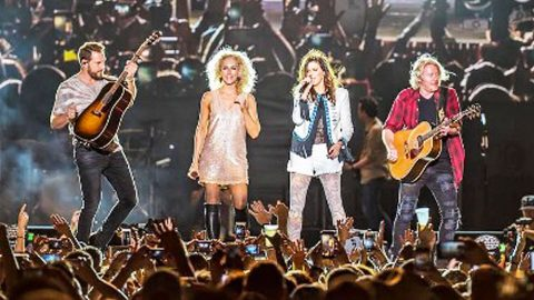 Little Big Town Brings Down The House With Electrifying Cover Of Eagles Megahit | Country Music Videos
