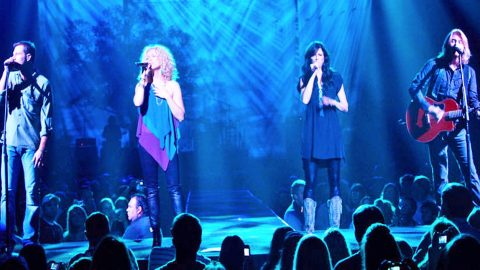 Little Big Town Pays Tribute To Prince With Incredible 'When Doves Cry' Cover   Country Music Videos