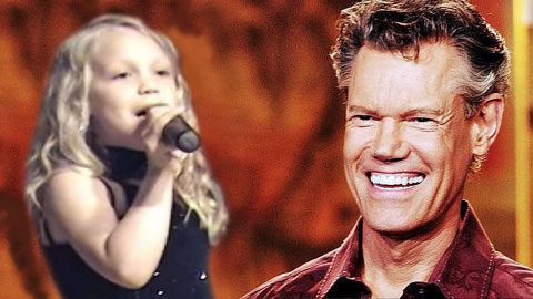 Little Girl Stuns The Crowd With Performance of Randy Travis' 'I Told You So' | Country Music Videos