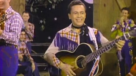 1950s Footage Of Little Jimmy Dickens Performing At Opry Resurfaces | Country Music Videos