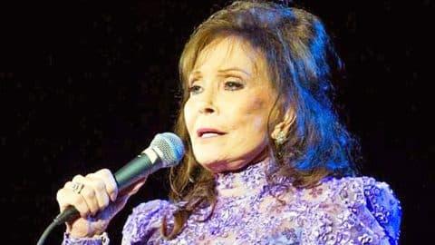 Loretta Lynn Spills The Beans On Retirement   Country Music Videos