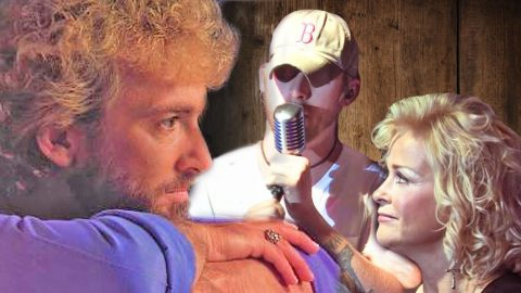 Keith Whitley's Legacy Lives On Through His Son & Wife During 'Don't Close Your Eyes' Tribute | Country Music Videos