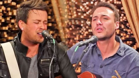 RARE: Love And Theft's Soul-Infused Performance Of 'You Didn't Want Me'   Country Music Videos