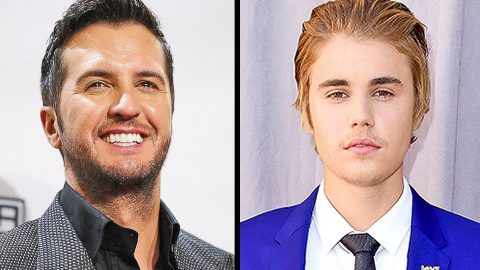 You'll Never Believe What Luke Bryan And Justin Bieber Have In Common   Country Music Videos