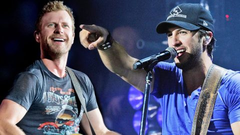Luke Bryan And Dierks Bentley Take It Back With Incredible 'Fishin' In The Dark' Rendition | Country Music Videos