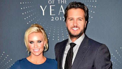 Check Out The Gorgeous New Engagement Ring Luke Bryan Got His Wife For Their Anniversary | Country Music Videos