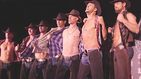 Luke Bryan Will Have Y'all Roaring With Chippendales Photo Shoot | Country Music Videos
