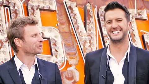 Luke Bryan & Dierks Bentley Share Their Hilarious Plans For Hosting The ACM Awards | Country Music Videos