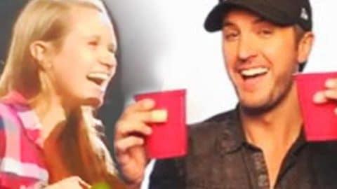 Luke Bryan Grants 21st Birthday Wish Onstage (WATCH) | Country Music Videos