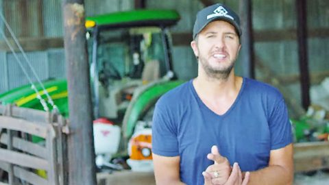 Luke Bryan Premieres New Music Video Dedicated To Local Farmers | Country Music Videos