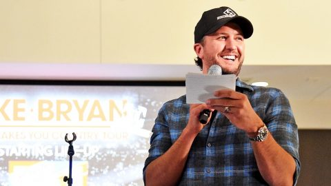 Luke Bryan Delivers History-Making Announcement | Country Music Videos