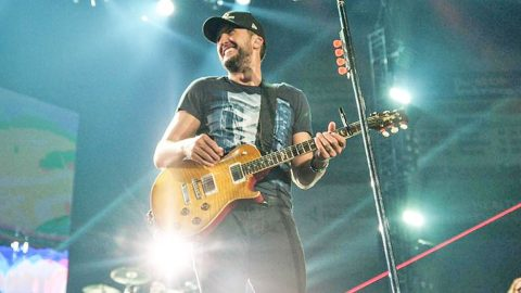 Luke Bryan Premieres Boot Stompin', Booty Shakin' New Music Video | Country Music Videos