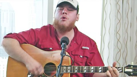Luke Combs Proves Real Country Music Isn't Dead With Gritty 'Can I Get An Outlaw' | Country Music Videos