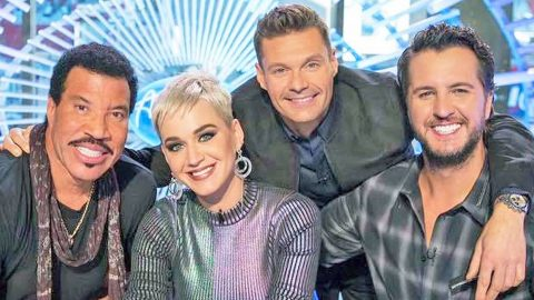 Ryan Seacrest Reveals The One Thing Luke Bryan Always Does Before 'American Idol' | Country Music Videos