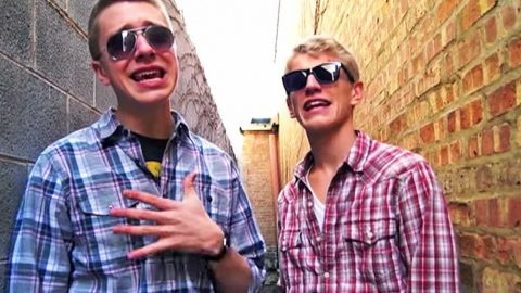 2 Boys Create Hysterical Luke Bryan Parody For The Ultimate Prom Proposal | Country Music Videos
