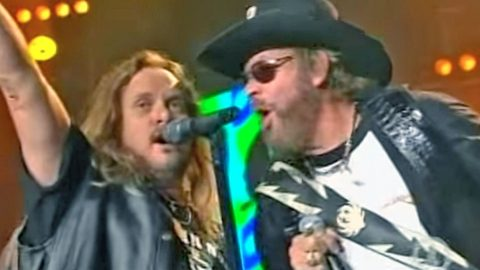 Hank Jr.'s 'Born To Boogie' Gets The Southern Rock Treatment From Lynyrd Skynyrd | Country Music Videos