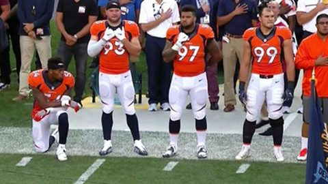 After Losing Endorsements, NFL Player Chooses To End His National Anthem Protest | Country Music Videos