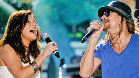 Kid Rock & Martina McBride Pair Up For Intimate 'Picture' Duet | Country Music Videos