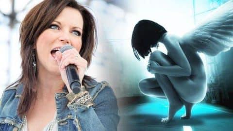 Martina McBride – Concrete Angel (Grammy's) (VIDEO) | Country Music Videos