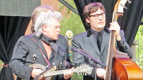 Marty Stuart Brings Us Back With Lively Cover Of Marty Robbins' 'El Paso'   Country Music Videos