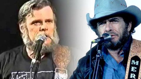 Merle Haggard And Johnny Paycheck Ill Break Out Again Tonight