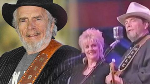 Merle Haggard and Connie Smith – A Place To Fall Apart (Live) (VIDEO) | Country Music Videos